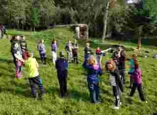 Děti v přírodě